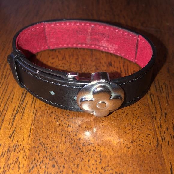 Louis Vuitton Jewelry - Louis Vuitton Flower Bracelet